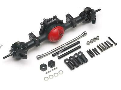 Boom Racing Complete Front Assembled BRX90 PHAT Axle Set w/ AR44 HD Gears (Prepay/Preorder) BRD9022