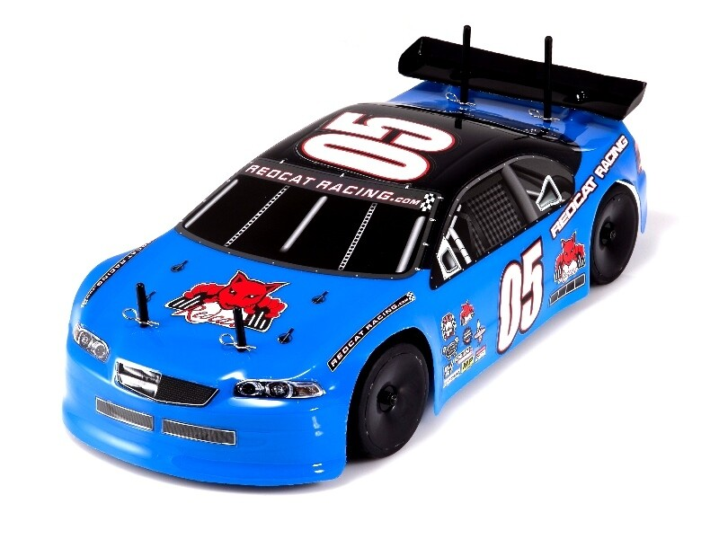 Redcat Racing Lightning STK 1/10 Scale On Road Car (Blue)