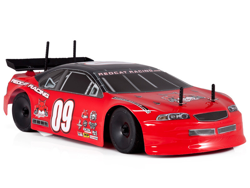 Redcat Racing Lightning STK 1/10 Scale On Road Car (RED)
