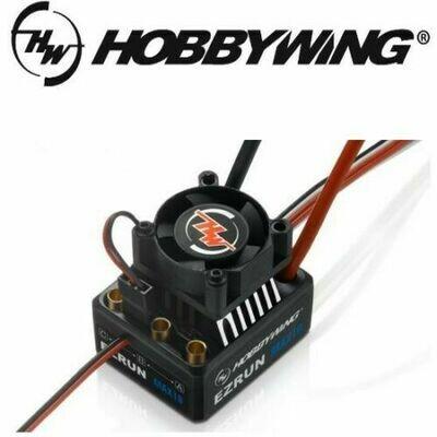 Hobbywing 30102602 EZRun MAX10 Sensorless Brushless ESC / Speed Control