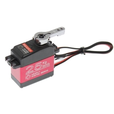 Hexfly 25KG High Torque Waterproof Servo