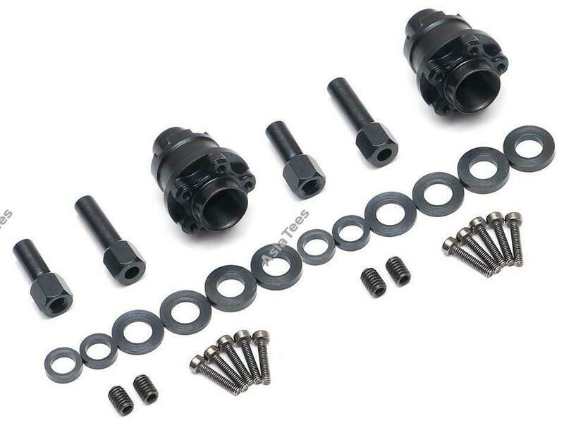 Boom Racing Adjustable Dually Adapter for 5-Lug Beadlock Wheel BRXT5DU