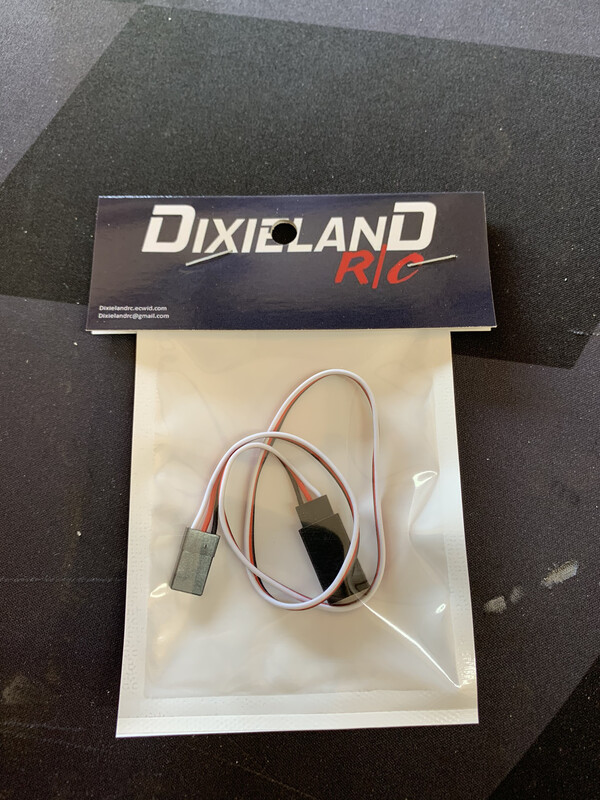 Dixieland R/C 30cm Servo Extension Cable