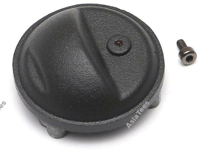 Boom Racing BRX70 / BRX90 PHAT Axle Black Diff Cover BRLC7026