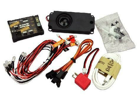 G.T. Power Car Sound & Light Simulated System GT/140