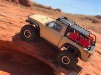 Scaler Fab Traxxas TRX4 Sport Rock Sliders