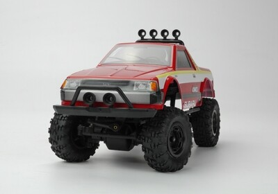 Carisma MSA-1E 1/24 Scale Subaru Brat 4WD RTR, w/ 2.4GHz KD Propo Radio CIS79468