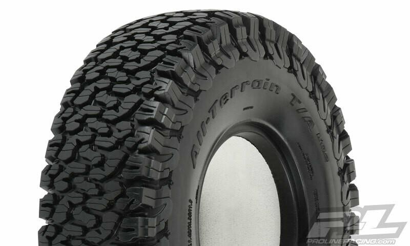 "Proline BF Goodrich All-Terrain KO2 1.9"" G8 Compound Rock Terrain Tires PRO/10124-14"