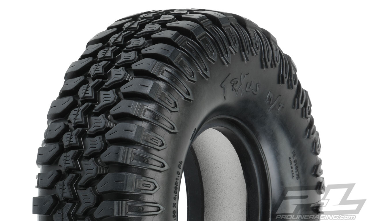 "Proline Interco TrXus MT 1.9"" G8 Rock Terrain Truck Tires, for Front or Rear, 2pcs PRO/10173-14"