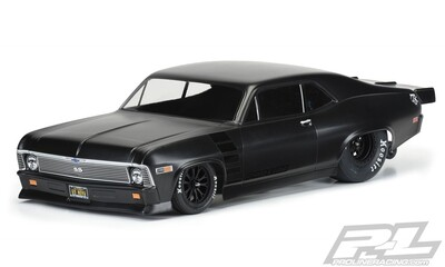 Proline 1969 Chevrolet Nova Clear Body for Slash 2wd Drag Car 3531-00