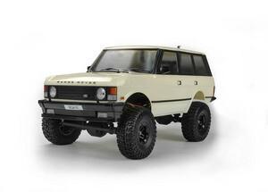 Carisma SCA-1E 1/10 Scale '81 Range Rover 4WD Scaler RTR, (285mm Wheelbase) CIS78568