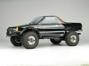 Carisma SCA-1E 1/10 Scale Subaru BRAT 4WD Scaler, RTR (313mm Wheelbase)-No Battery or Charger CIS81068