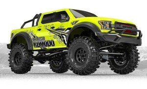 Gmade GS02 Komodo Double Cab TS 1/10 Scale Trail Crawler Kit GMA57004