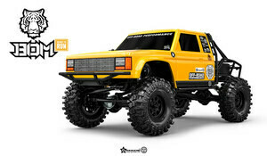 Gmade 1/10 GS02 BOM RTR Brushed Ultimate Trail Truck, w/ 2.4GHz Radio GMA57003