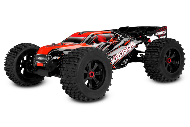 Corally 1/8 Kronos XP 4WD LWheelbase Monster Truck 6S Brushless RTR (No Battery or Charger)
