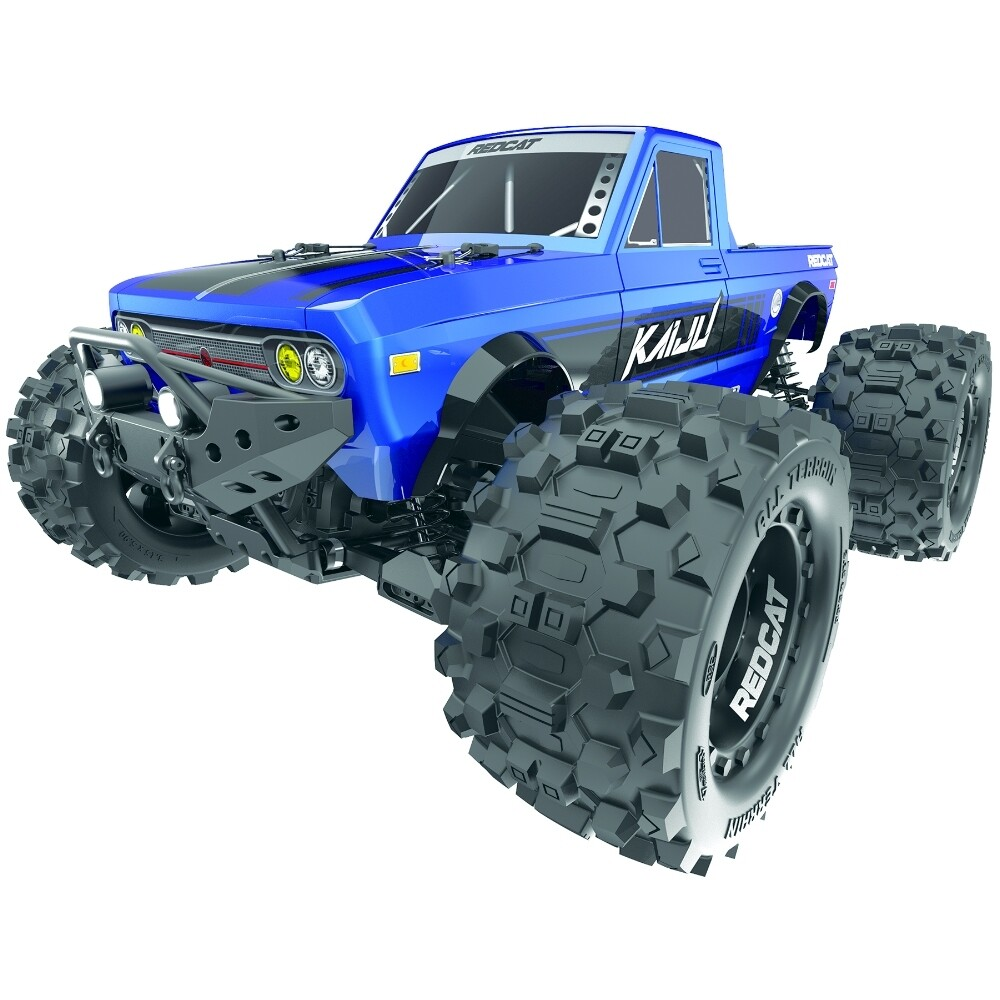 Redcat Racing Kaiju 1/8 Scale Brushless Electric Monster Truck (Batteries & Charger NOT Included)
