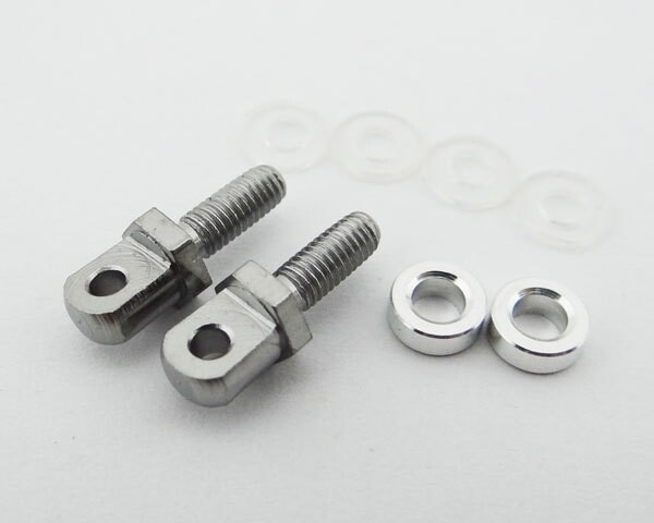 Hot Racing 1/10 Scale EZ Tow Shackle Mounts HRAACC808E08