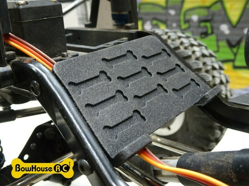 Bowhouse Rc N2R Low CG Battery Tray for Element Enduro BEL-0010
