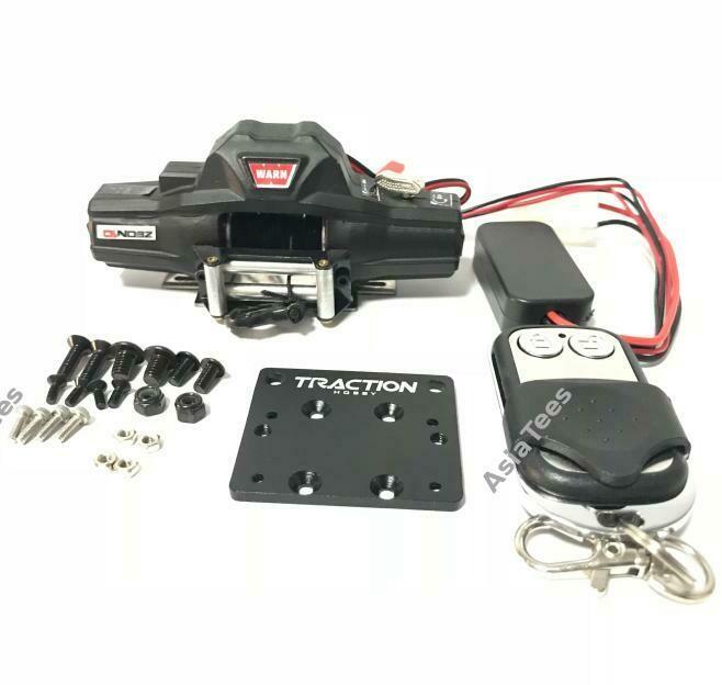 Warn Zues10 Dual Motor Winch w/Controller TR/THO018