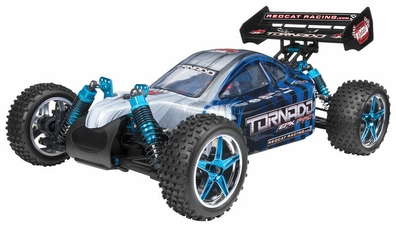 Redcat Racing Tornado EPX PRO 1/10 Scale Brushless Buggy RER05923