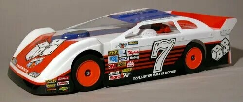 Mcallister #250 Vegas Late Model 10