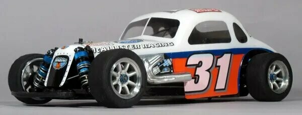 Mcallister #240 VINTAGE MODIFIED COUPE BODY