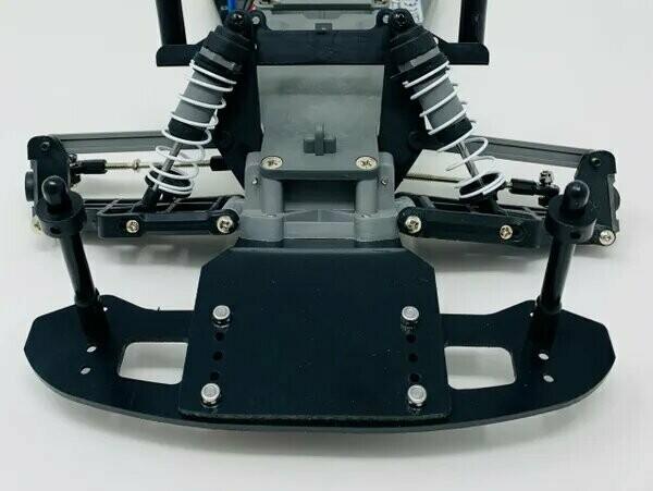 Mcallister Bandit / Rustler / Slash body mounting kit.
