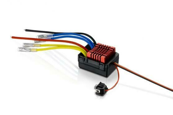 Hobbywing QuicRun 880 Waterproof ESC, for Dual Brushed Motors