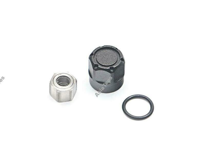 Boom Racing Alum Wheel Center Cap - S100 (1) Black (XT6 Series) BRPB-S100BK