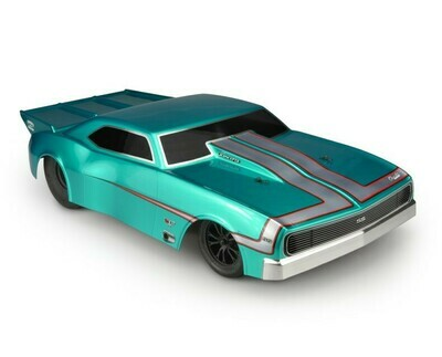 Jconcepts 1967 Chevy Camaro, Street Eliminator Body