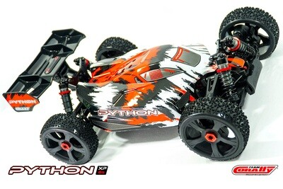 Corally 1/8 Python XP 2021 4WD 6S Brushless RTR (No Battery or Charger)