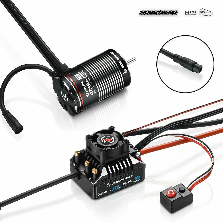Hobbywing AXE540L-2100KV-FOC System