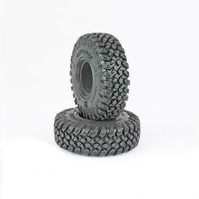 "Pitbull Braven Berserker 1.9"" Scale Tires, Alien Kompound, w/ Foams, (2) PBTPB9017AK"