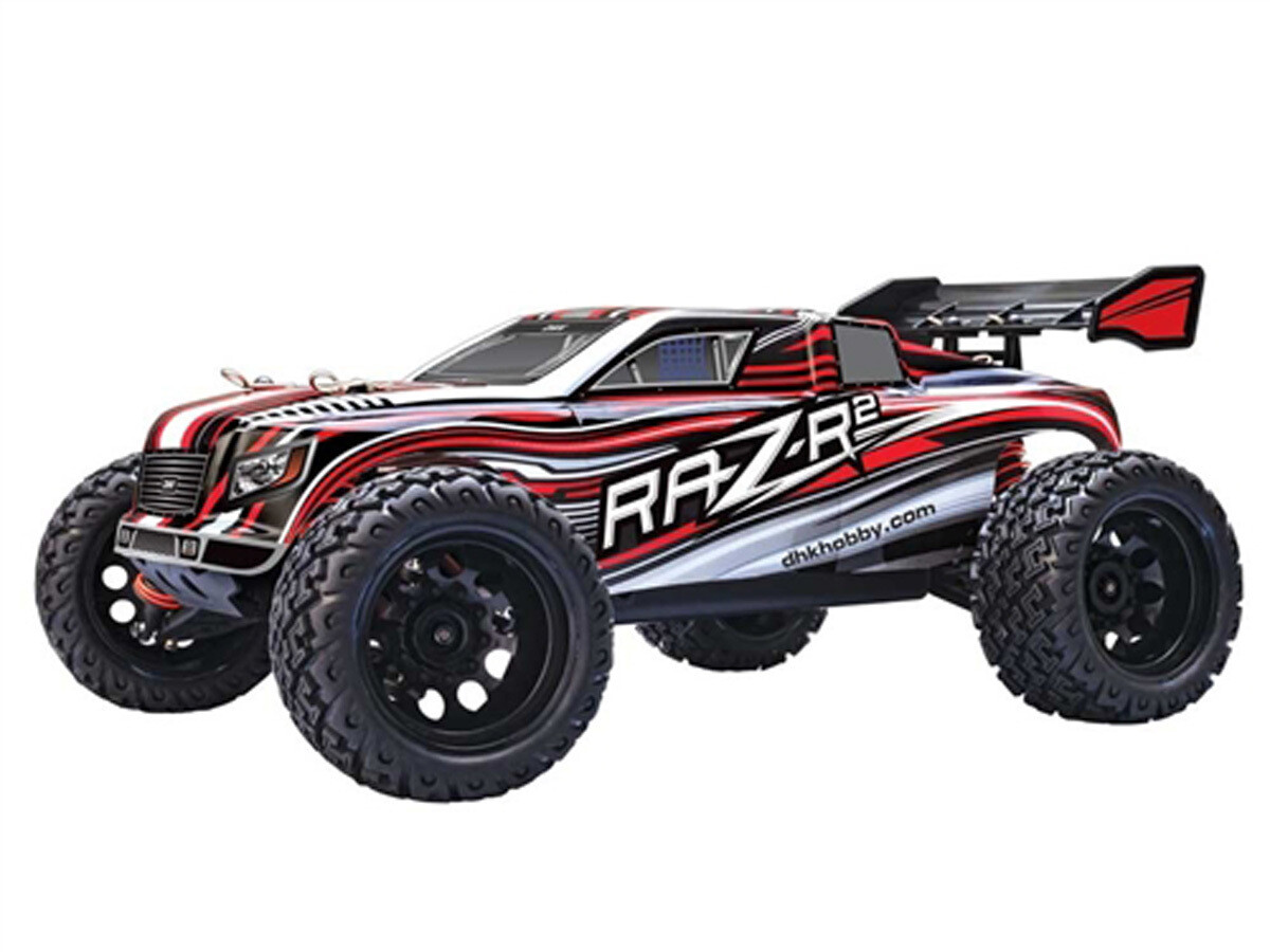 DHK Raz-R 2 Truck RTR, 1/10 Scale, 4WD, w/ Battery and Charger