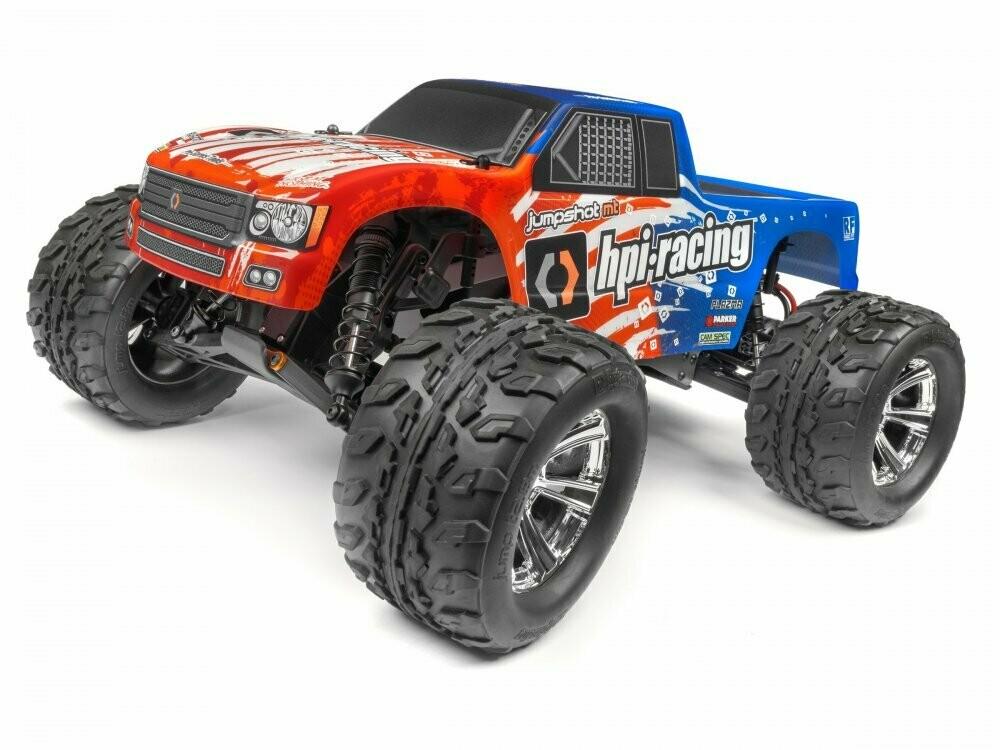 HPI Racing Jumpshot 1/10 Monster Truck V2 RTR, 2WD