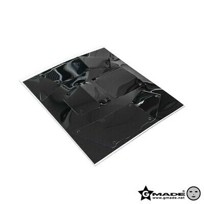Gmade R1 Body Panel (Black) GMA60125