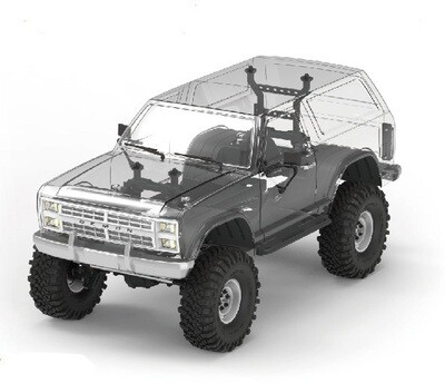 Cross R/C AT4 1/10 EMO 4x4 Crawler Kit