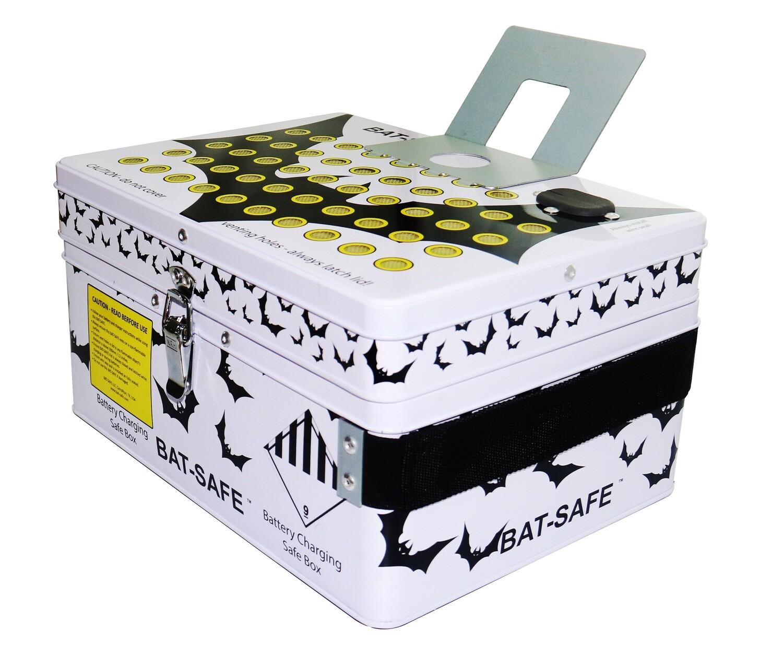Bat-Safe LiPo Battery Charging Safe Box BAFBATSAFE