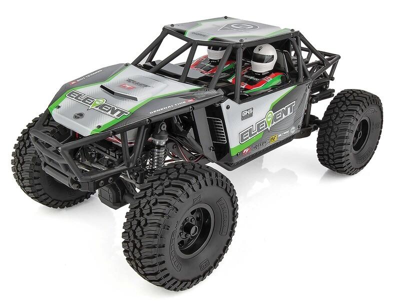 Element RC Enduro Gatekeeper Rock Crawler Buggy, 1/10, RTR ASC40111