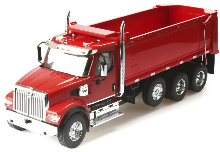 Diecast Masters Western Star 49X 1/16 Scale RC Dump Truck, RTR