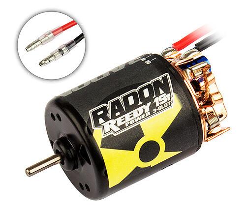 Reedy Radon 2 19T 3-Slot Brushed Motor (3200kV) ASC27427