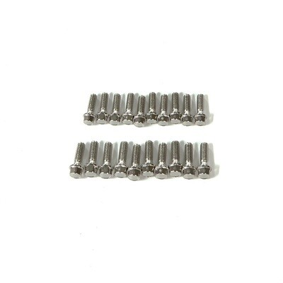 Gmade M2.5X8mm Scale Hex Bolts (20) GMA72102