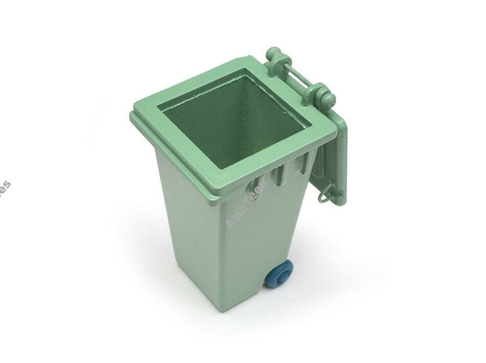 Team Raffee Co. Scale Accessories Rubbish Bin BRSCAC143