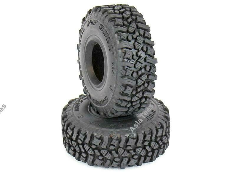 Pit Bull Xtreme RC Rock Beast 1.55 Scale RC Tires (Alien Kompound) W/ Foam 3.85x1.35 2Pcs PB9013AK
