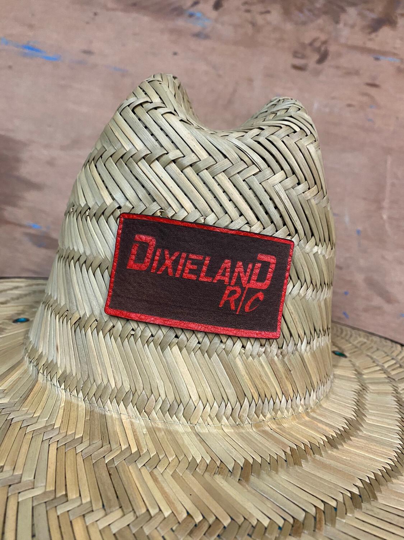 Dixieland Rc Custom Straw Hat