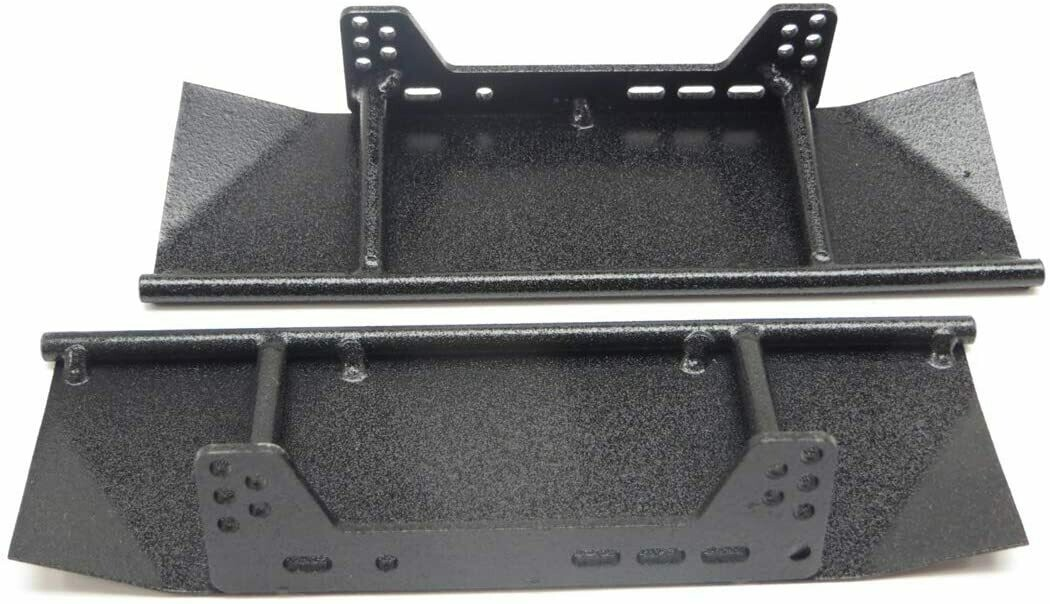 Scalerfab SCX10/SCX10 II Rock Sliders w/ Skid Plates