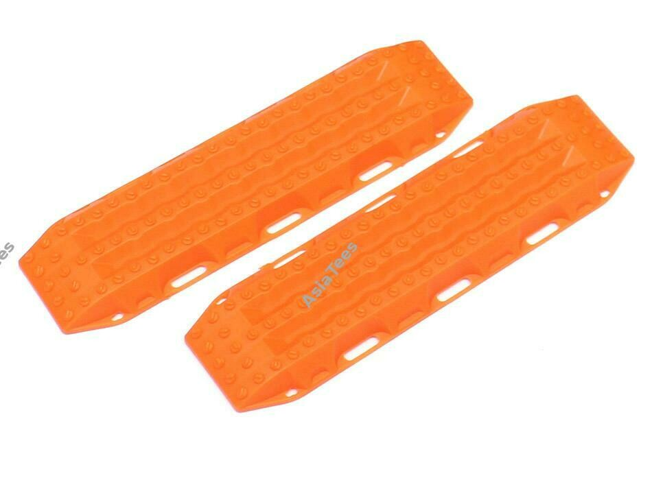 Team Raffee Co. 1/10 Recovery Sand Ladder Ramp Orange (2) TRC-302548