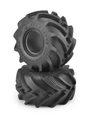 JConcepts Fling Kings Jr 2.2 Tires, Gold Compound JCO308305