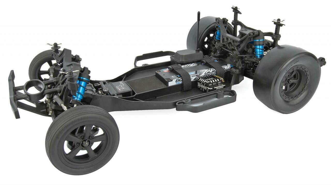Associated DR10 Drag Race Car Team Kit ASCC70027