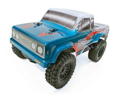 Associated CR28 RTR Truck, 1/28 Scale, 2WD, w/ Battery, Charger and Radio ASC20159